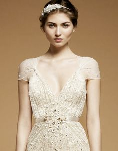 1920's INSPIRED BRIDAL GOWNS | The Great Gatsby' 1920′s Inspired Wedding Dresses  Styles ...