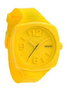 "Nixon watch in ""Goldenrad"""