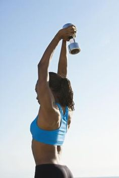 Exercises to Get Rid of Flabby Underarms