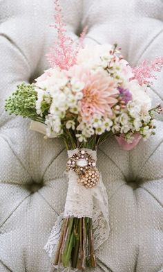 How gorgeous is this bridesmaid bouquet?! Swoon! #davidsbridal Enter the Style My Maids Sweeps for a chance to win a 500 dollar David's Bridal gift card: http://sweeps.piqora.com/stylemymaids  Ends 4/29/13 Rules: http://sweeps.piqora.com/contests/contest/content/davidsbridal.com/178/rules