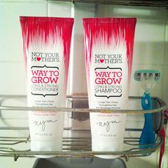 not your mother's way to grow lengthens and strengthens hair like nothing i have ever tried (ever)