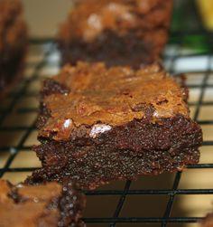 These brownies look divine