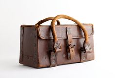 1940 War Department Bag  Military Tool Case WW2 by CrolAndCo, $235.00