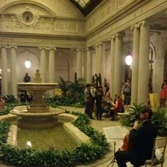 The Frick Collection | Courtyard