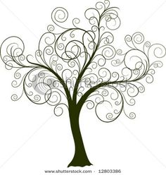 Love something like this tree for my tattoo....