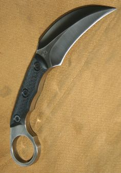 Hang Nail Karambit - Mark Terrell