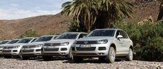 Volkswagen Drive Experience en Marruecos La aventura vuelve del 7 al 12 de octubre por la cordillera del Atlas y Marrakech para clientes y no clientes de la marca.
