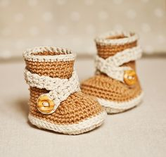 Ravelry: Criss Cross Strap Boots pattern by Mon Petit Violon.