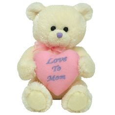 TY Beanie Babies My Mom Mothers Day Bear $4.95