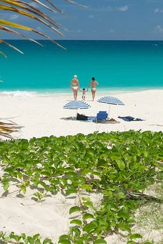walking on beach in #StMaarten #Caribbean ~ http://VIPsAccess.com/luxury-hotels-caribbean.html