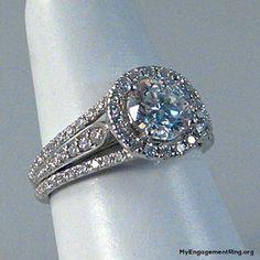 engagement ring - My Engagement Ring #ChristopherDiamonds #Engagement #Wedding