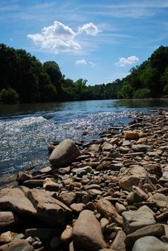 The Glover River in southeast Oklahoma is a fisherman's paradise.