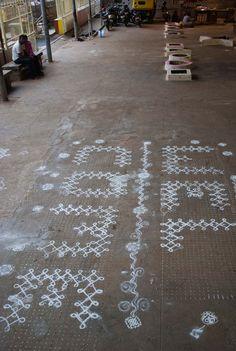 pattern by Geetika Alok