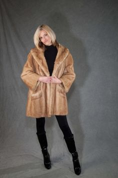 The Fur & Leather Centre Fur Coat Store in St. Louis offers the highest quality selection of fine fur vests, fashionable fur hats, and stylish fur coats in St. Louis, MO for over 75 years!