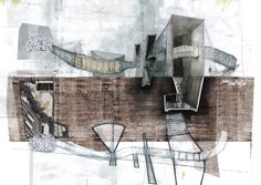 Drawing Architecture. a collection of architectural drawings