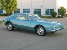 '63 Studebaker supercharged Avanti R2 coupe