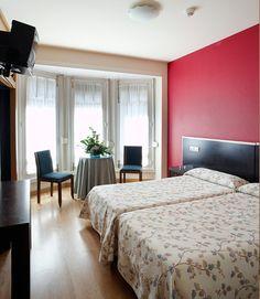 #habitacion #doble Hospedaje San Bernardo #gijon