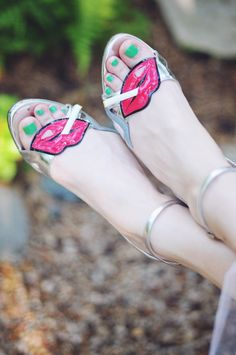 Prada Smoking Sandals