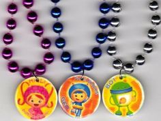 Team Umizoomi Inspired Birthday Party Favor [i could make it]