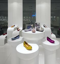Melissa flagship store by Blu Water Studio, Kuala Lumpur store design