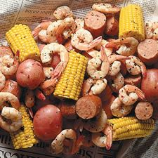 Frogmore Stew...our family tradition