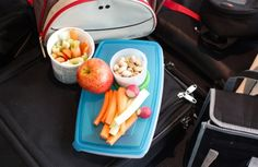 Easy to Pack Healthy Travel Snacks