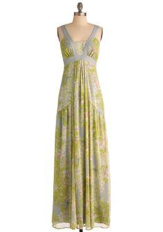 Garden Party Goddess Dress | Mod Retro Vintage Dresses | ModCloth.com