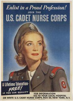 WWII nurse
