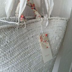 white market basket