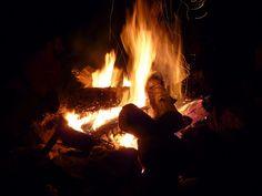 Campout Camp Fire