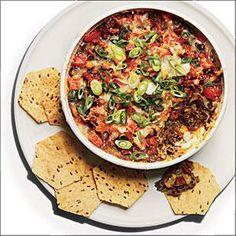 Baked Black Beans with Chorizo | MyRecipes.com
