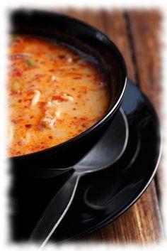 Paleo Thai Chicken Soup