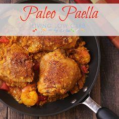 Paleo Paella #paleo #lowcarb