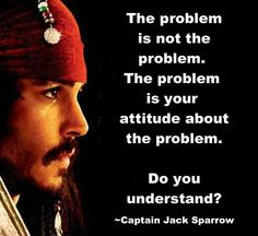 Captain Jack Sparrow.