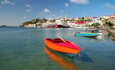 favorit place, sister island, boats, grenada sister, travel