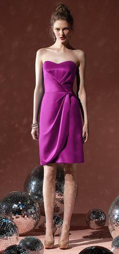 @Tia Spurge Social Bridesmaid Dresses - Style 8101 - Renaissance Satin | Weddington Way  | Weddington Way, $210