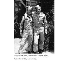 """""""Chuck was one of those guys , besides being a great soldier and a great guy, he loved life, loved women and loved a beer. He always wore his hat sideways, so it was hanging over one ear. He looked like a moviestar - tall, slim, blonde, curly hair"""" - Babe talking about Grant p.97 Brothers in Battle-Best of Friends by Bill Guarnere/Babe Heffron"""