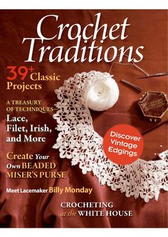 book with crochet projects and #crochet patterns #afs