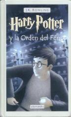 """3.- Harry Potter """" Orden del Fenix"""""""