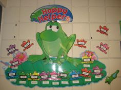 Hoppy Helpers