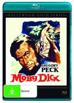 Moby Dick - Blu-Ray (Shock Region Free) Release Date: Available Now (J.B. Hi-Fi Australia)