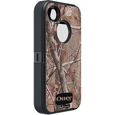 #OtterBox Defender Case for #iPhone 4S & iPhone 4, RealTree #Camo AP Black $39.19 From #DayDeal