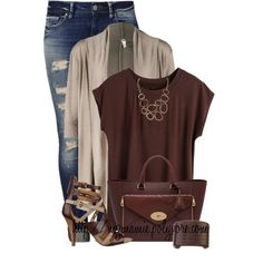 """""""Untitled #2461"""" by mzmamie on Polyvore"""