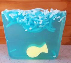 Ocean Rain Soap by Shirley48