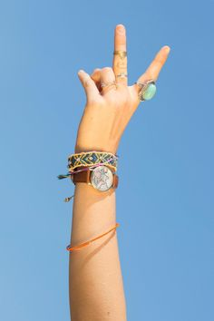 Around the World Leather Watch - it's BACK! #urbanoutfitters