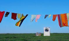 4 DIY Non-Toxic Laundry Tips