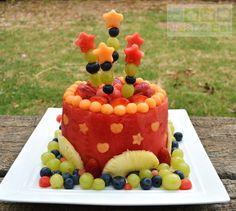Fruit Birthday Cake Ideas | Share