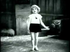 """Darla Hood sings """"I'm in the Mood for Love"""" in this classic Little Rascals film clip. #little #rascals"""