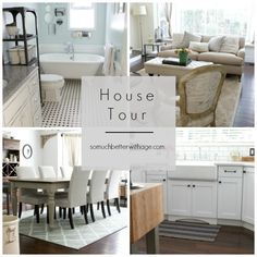*lovely* Canadian Bloggers Home Tour | somuchbetterwithage.com