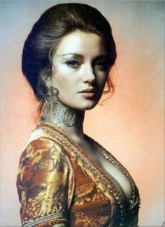 Jane Seymour - Solitaire from Live and Let Die